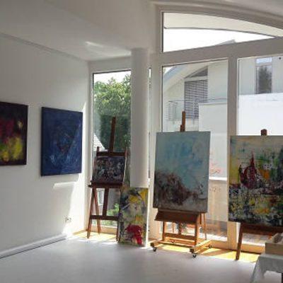 Atelier Koki van Trotten - Malerei & Malkurse
