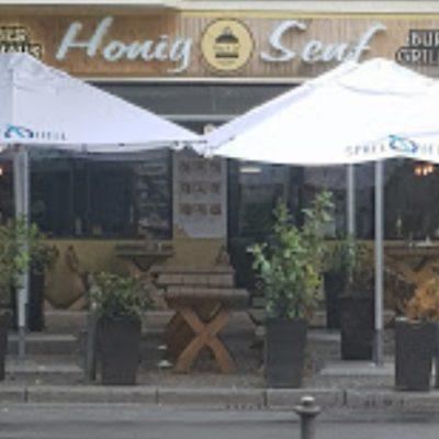 Honigundsenf Burgergrillhaus