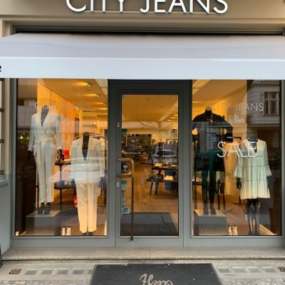 City Jeans by Hans
