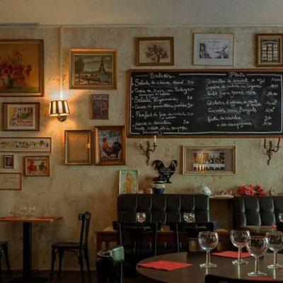 Restaurant Le saint amour