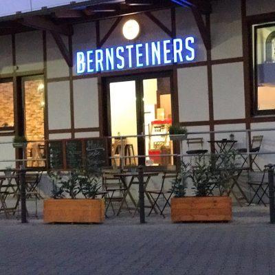 Bernsteiners am Schlachtensee