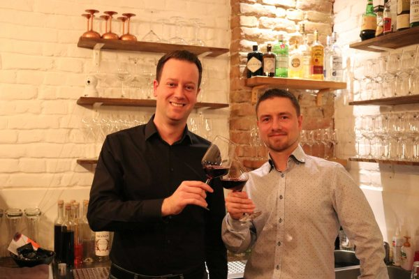 Barrel Weinbar Berlin