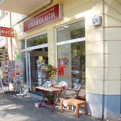 Buchhandlung Anakoluth