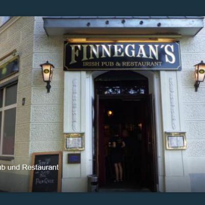 Finnegan's irish Pub Berlin