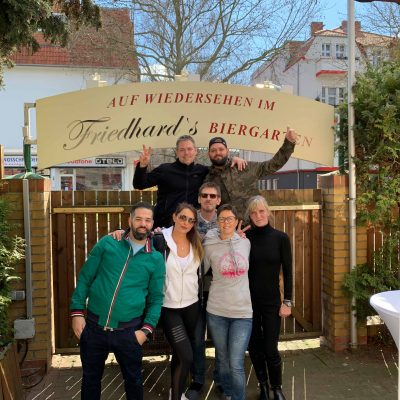 Friedhards Biergarten