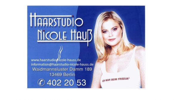 Haarstudio Nicole Hauss