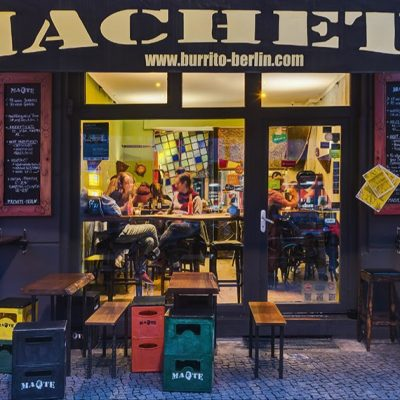 Machete Berlin