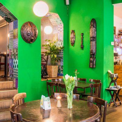 Pan Africa Restaurant & Catering