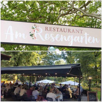 Restaurant am Rosengarten