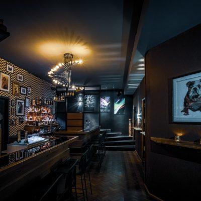 Stairs Bar