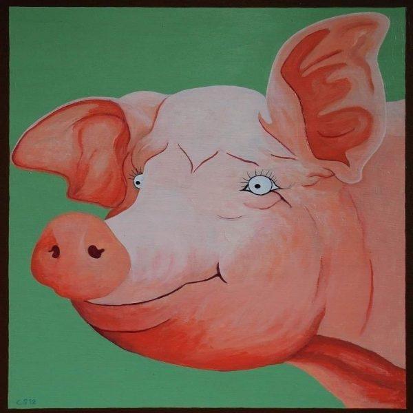The Happy Pig