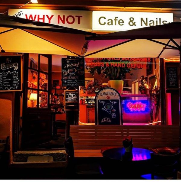 Why Not Cafe