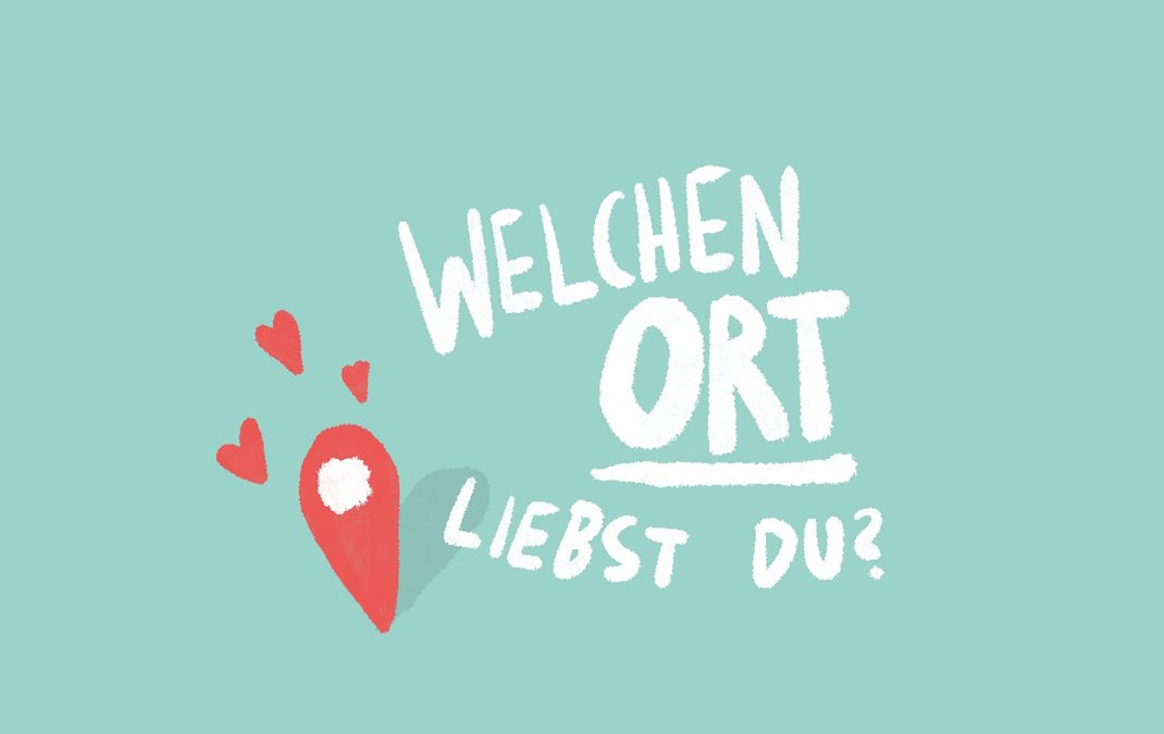 "Support your local ""Lieblingsort!"""