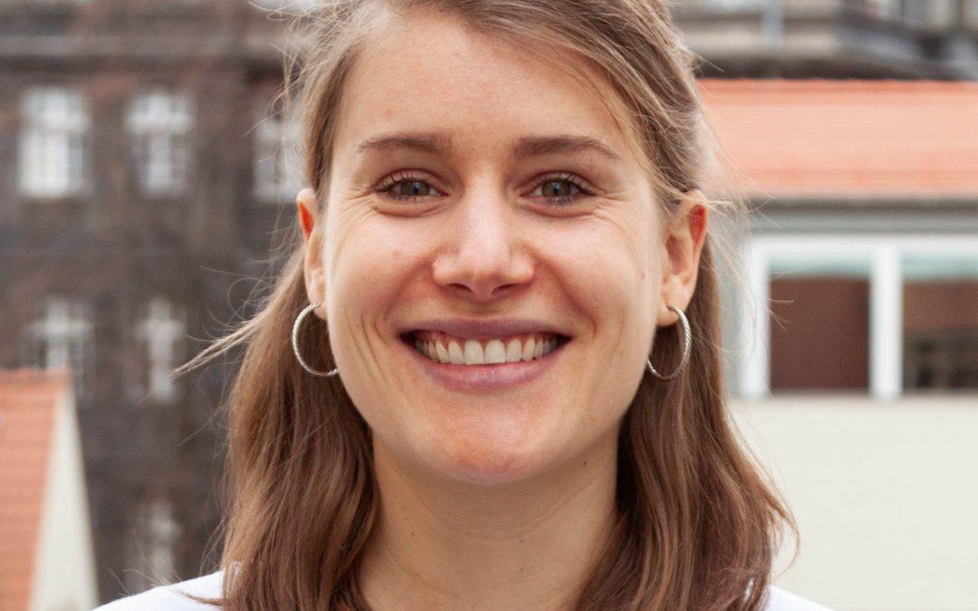 Fünf Fragen an Anni Werner: Support bei Helfen.Berlin