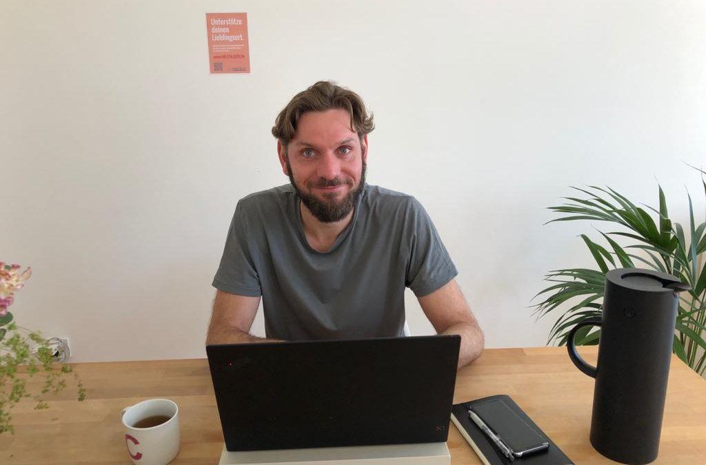 Fünf Fragen an Pascal Schreiber: Gutscheinexperte bei Helfen.Berlin