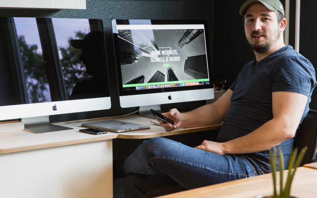 Fünf Fragen an Cem Karahan: Webdesigner bei Helfen.Berlin